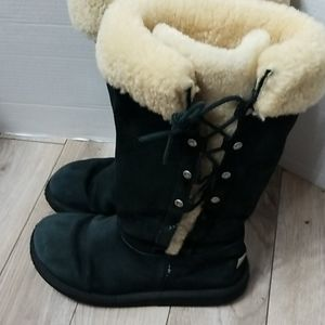 Ugg Australia Upside s/n 5163 womens size 9 boots